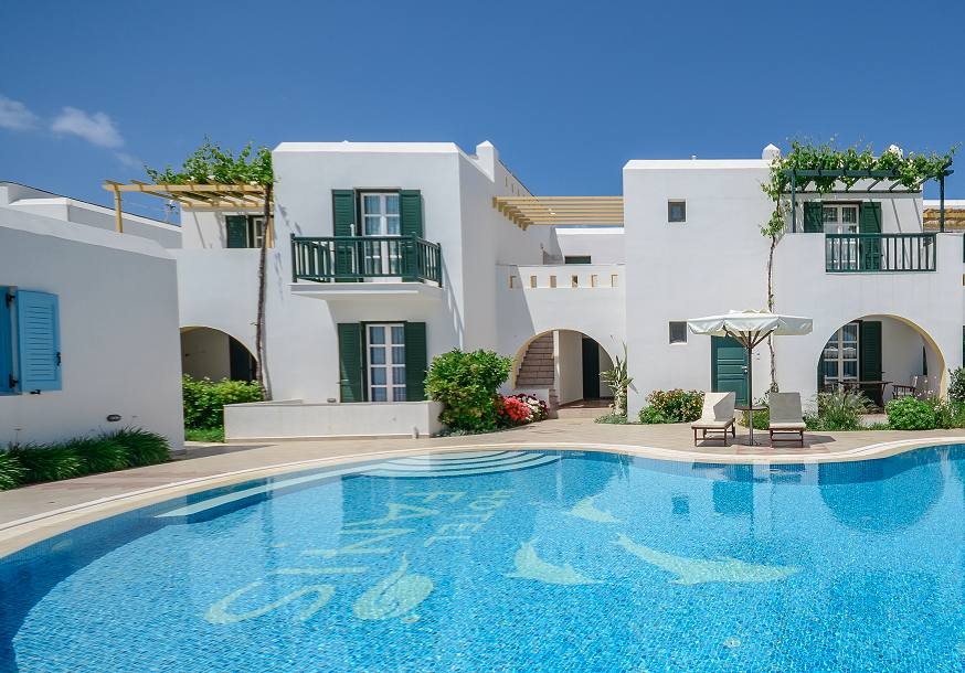 Naxos Hotel Fanis in Agia Anna
